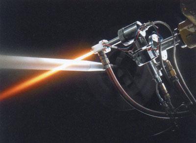 Сверхзвуковое газопламенное напыление (HVOF)