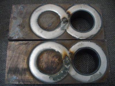 заготовки деталей энергетических клапанов